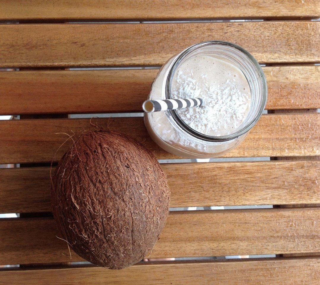 Smoothie de Coco y mango