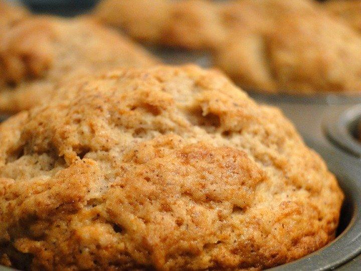 galletas de platano receta postre fitness