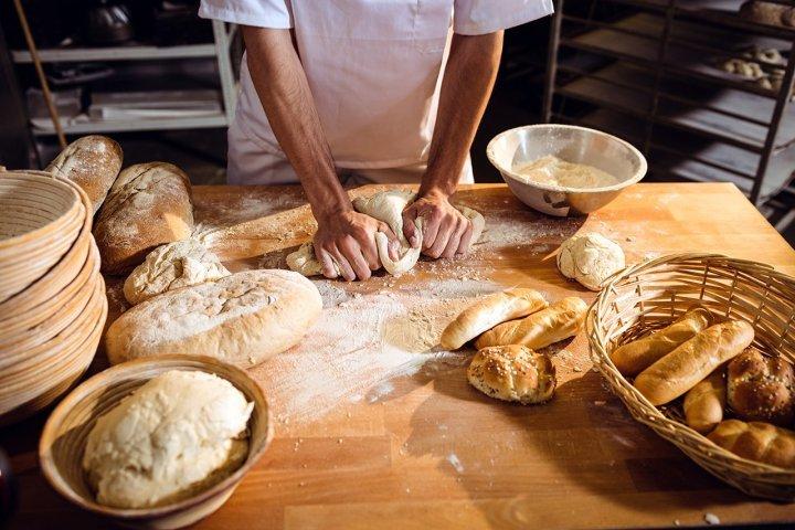 pan en dieta fitness