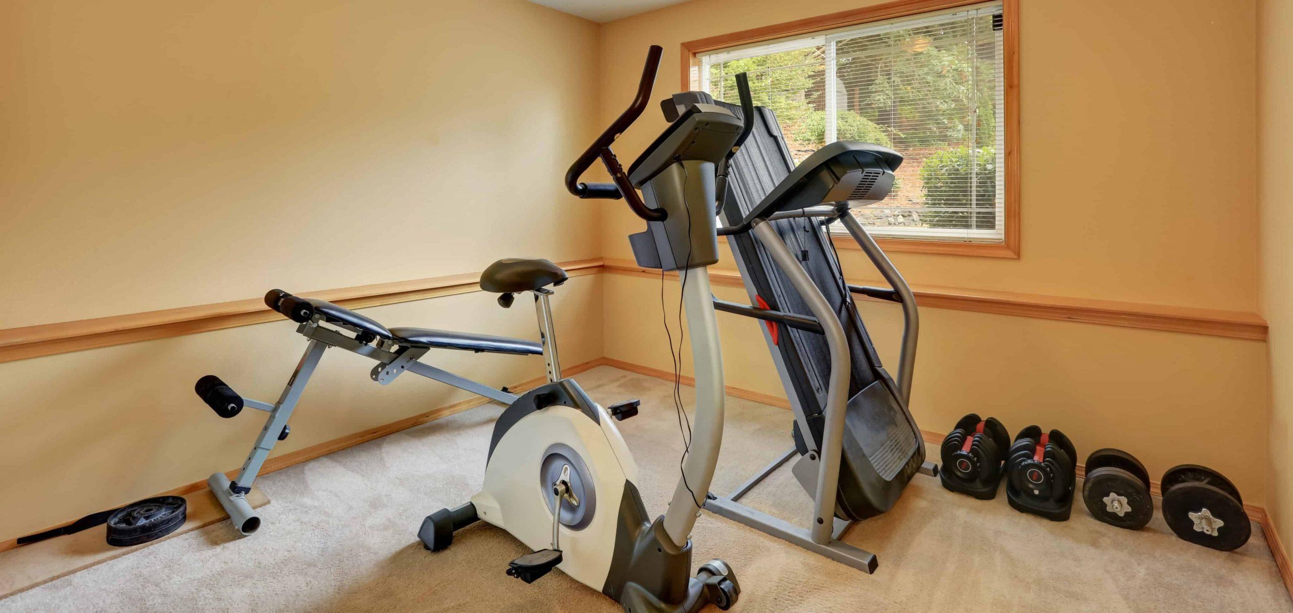 aparatos de gimnasio para principiantes