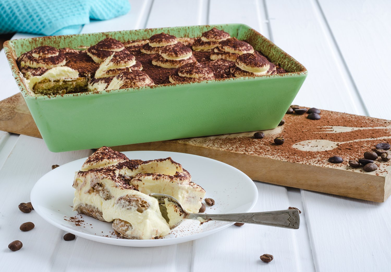 tiramisu fit light sin azucar