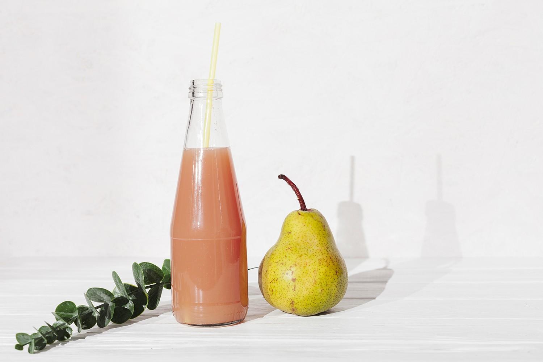 smoothie de pera