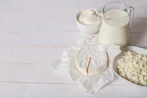 leche de kefir casera