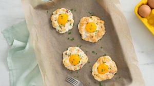 cloud eggs
