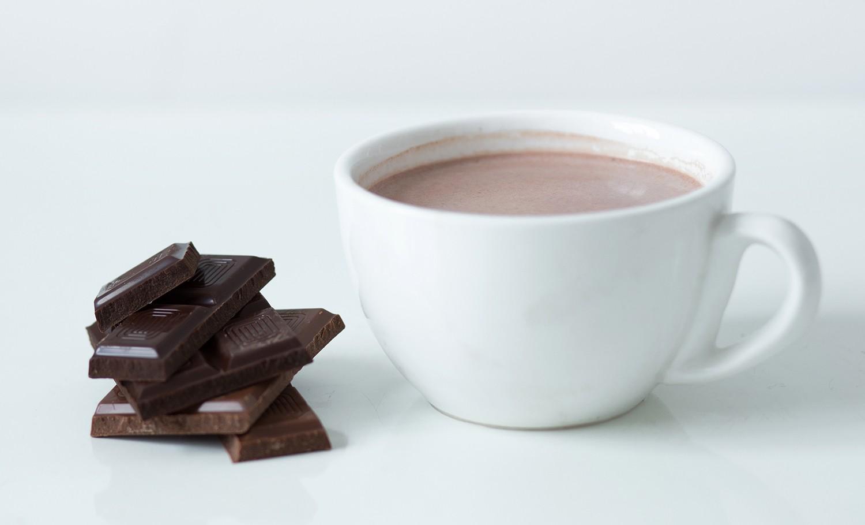 Como hacer chocolate a la taza con cacao puro