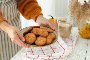 galletas harina de avena